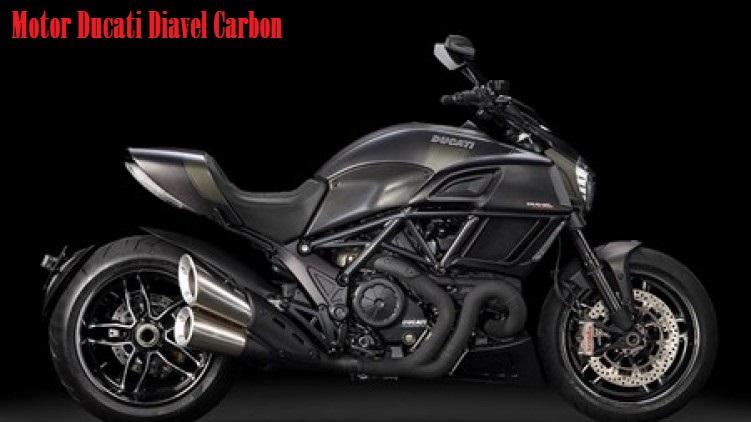 Motor Ducati Diavel Carbon